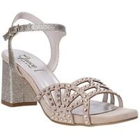 Παπούτσια Γυναίκα Σανδάλια / Πέδιλα Grace Shoes 116V004 Ροζ