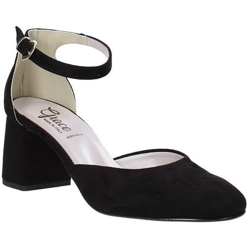 Παπούτσια Γυναίκα Γόβες Grace Shoes 056016 Μαύρος