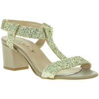 Παπούτσια Γυναίκα Σανδάλια / Πέδιλα Mally 3895 Μπεζ