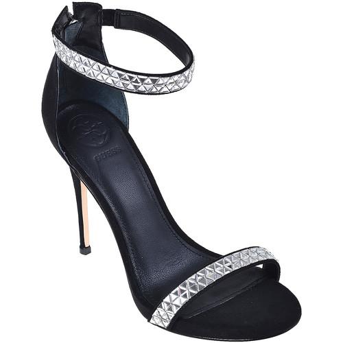 Παπούτσια Γυναίκα Σανδάλια / Πέδιλα Guess FL6THD ESU03 Μαύρος