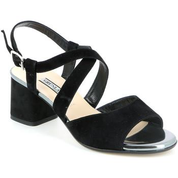 Παπούτσια Γυναίκα Σανδάλια / Πέδιλα Grunland SA1426 Μαύρος