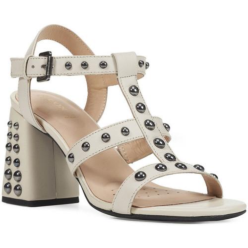 Παπούτσια Γυναίκα Σανδάλια / Πέδιλα Geox D92DTB 00043 Ροζ