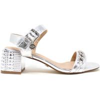 Παπούτσια Γυναίκα Σανδάλια / Πέδιλα Gold&gold A19 GJ143 Ασήμι
