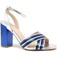 Παπούτσια Γυναίκα Σανδάλια / Πέδιλα Gold&gold A19 GM166 Ασήμι