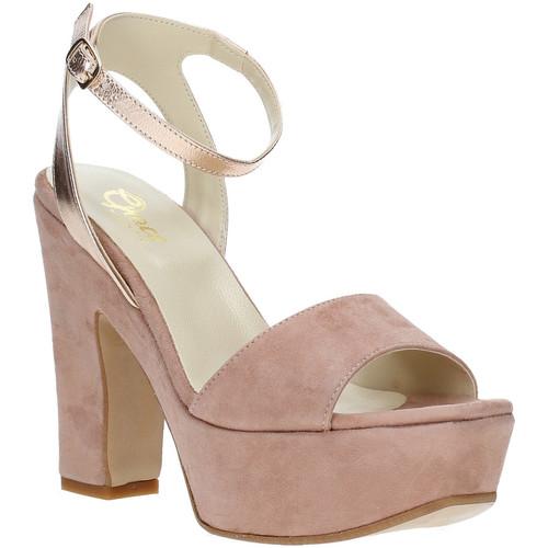 Παπούτσια Γυναίκα Σανδάλια / Πέδιλα Grace Shoes TQ 106 Ροζ