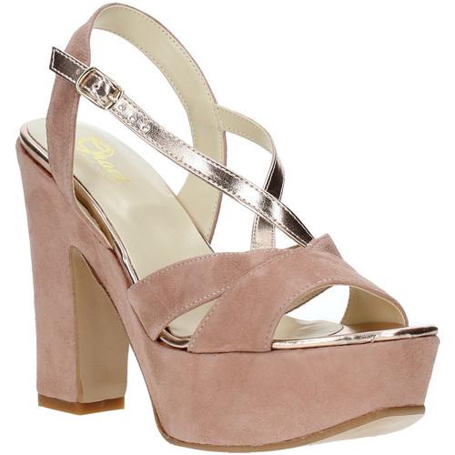 Παπούτσια Γυναίκα Σανδάλια / Πέδιλα Grace Shoes TQ 126 Ροζ