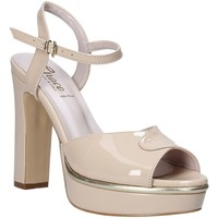Παπούτσια Γυναίκα Σανδάλια / Πέδιλα Grace Shoes 5753003 Μπεζ