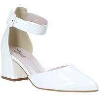 Παπούτσια Γυναίκα Σανδάλια / Πέδιλα Grace Shoes 774005 λευκό