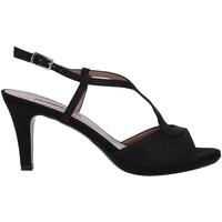 Παπούτσια Γυναίκα Σανδάλια / Πέδιλα Louis Michel 5016 Μαύρος