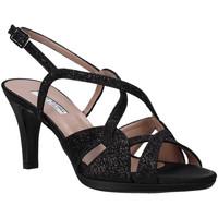 Παπούτσια Γυναίκα Σανδάλια / Πέδιλα Louis Michel 3054 Μαύρος