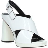 Παπούτσια Γυναίκα Σανδάλια / Πέδιλα Elvio Zanon EJ4408N.C λευκό