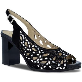Παπούτσια Γυναίκα Σανδάλια / Πέδιλα Pitillos 5581 Μαύρος