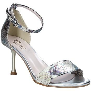Παπούτσια Γυναίκα Σανδάλια / Πέδιλα Grace Shoes 492G001 Γκρί