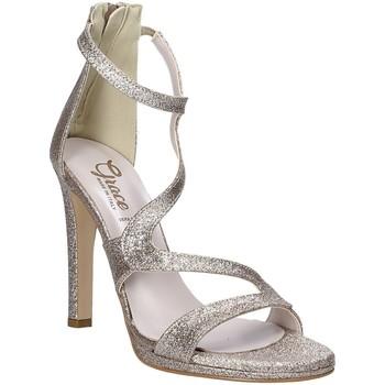 Παπούτσια Γυναίκα Σανδάλια / Πέδιλα Grace Shoes 2383003 Μπεζ