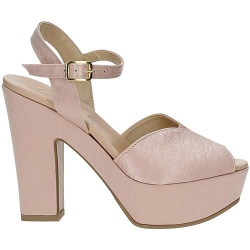 Παπούτσια Γυναίκα Σανδάλια / Πέδιλα Grace Shoes FLY Ροζ