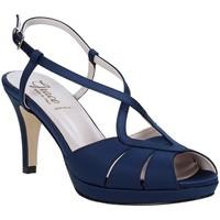 Παπούτσια Γυναίκα Σανδάλια / Πέδιλα Grace Shoes 738E008 Μπλε