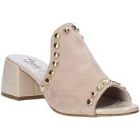 Παπούτσια Γυναίκα Τσόκαρα Grace Shoes 1576006 Μπεζ
