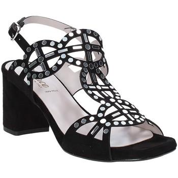 Παπούτσια Γυναίκα Σανδάλια / Πέδιλα Grace Shoes 116002 Μαύρος