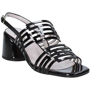 Παπούτσια Γυναίκα Σανδάλια / Πέδιλα Grace Shoes 123001 Μαύρος