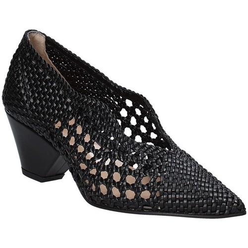 Παπούτσια Γυναίκα Γόβες Hecos E6 42 Μαύρος