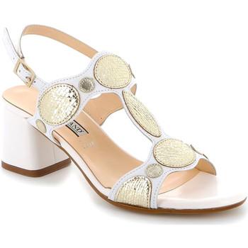 Παπούτσια Γυναίκα Σανδάλια / Πέδιλα Grunland SA2513 λευκό