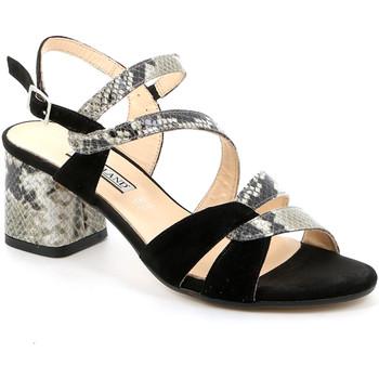 Παπούτσια Γυναίκα Σανδάλια / Πέδιλα Grunland SA2515 Μαύρος