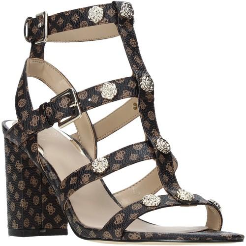 Παπούτσια Γυναίκα Σανδάλια / Πέδιλα Guess FL6GL2 FAL03 καφέ