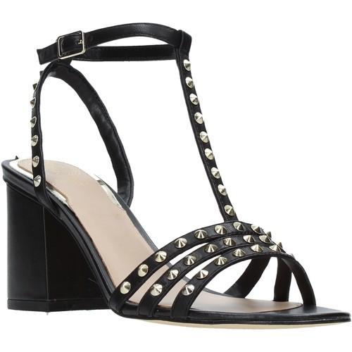 Παπούτσια Γυναίκα Σανδάλια / Πέδιλα Guess FL6SAI LEA03 Μαύρος