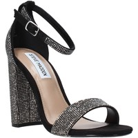 Παπούτσια Γυναίκα Σανδάλια / Πέδιλα Steve Madden SMSCARRSONR-BLK Μαύρος