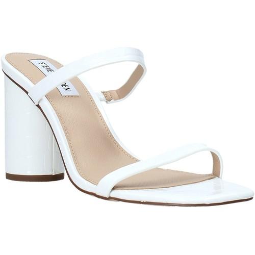 Παπούτσια Γυναίκα Σανδάλια / Πέδιλα Steve Madden SMSKATO-WHTC λευκό