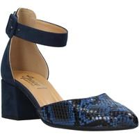 Παπούτσια Γυναίκα Σανδάλια / Πέδιλα Grace Shoes 774005 Μπλε