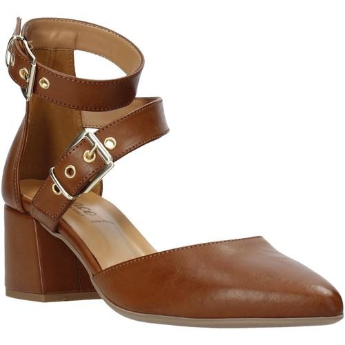 Παπούτσια Γυναίκα Σανδάλια / Πέδιλα Grace Shoes 774004 καφέ