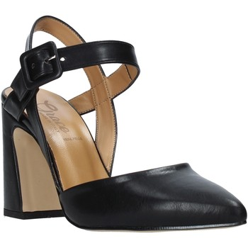 Παπούτσια Γυναίκα Σανδάλια / Πέδιλα Grace Shoes 962G006 Μαύρος