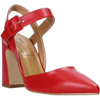 Παπούτσια Γυναίκα Σανδάλια / Πέδιλα Grace Shoes 962G006 το κόκκινο