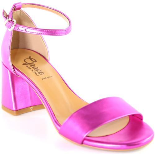 Παπούτσια Γυναίκα Σανδάλια / Πέδιλα Grace Shoes 380008 Ροζ