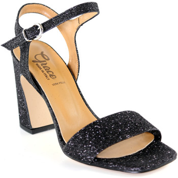 Παπούτσια Γυναίκα Σανδάλια / Πέδιλα Grace Shoes 2384002 Μαύρος
