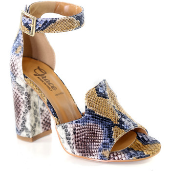 Παπούτσια Γυναίκα Σανδάλια / Πέδιλα Grace Shoes 018N026 καφέ