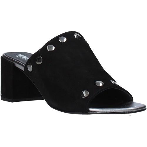 Παπούτσια Γυναίκα Τσόκαρα IgI&CO 5190600 Μαύρος
