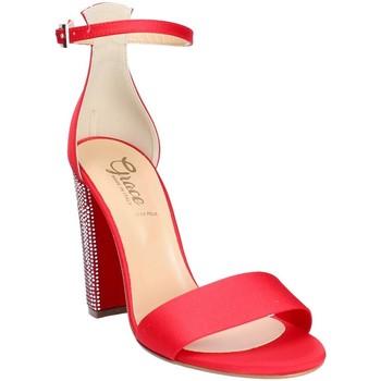Παπούτσια Γυναίκα Σανδάλια / Πέδιλα Grace Shoes 1569 το κόκκινο