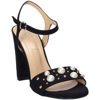 Παπούτσια Γυναίκα Σανδάλια / Πέδιλα Grace Shoes 1396 Μαύρος
