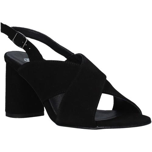 Παπούτσια Γυναίκα Σανδάλια / Πέδιλα IgI&CO 5192222 Μαύρος