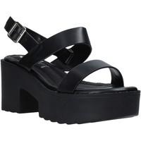 Παπούτσια Γυναίκα Σανδάλια / Πέδιλα Onyx S20-SOX761 Μαύρος