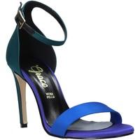 Παπούτσια Γυναίκα Σανδάλια / Πέδιλα Grace Shoes 018Y037 Πράσινος