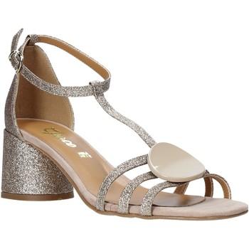 Παπούτσια Γυναίκα Σανδάλια / Πέδιλα Grace Shoes 123011 Ροζ