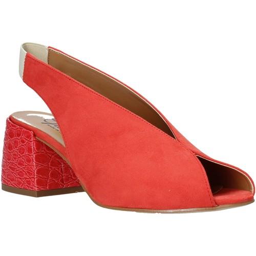 Παπούτσια Γυναίκα Σανδάλια / Πέδιλα Grace Shoes 1576002 Πορτοκάλι