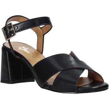 Παπούτσια Γυναίκα Σανδάλια / Πέδιλα Grace Shoes 380045 Μαύρος