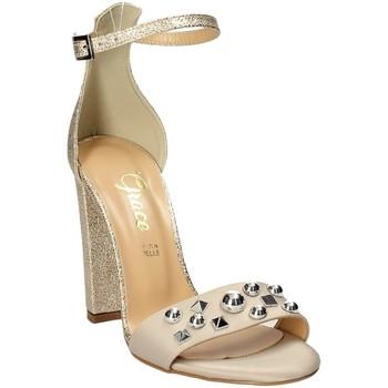 Παπούτσια Γυναίκα Σανδάλια / Πέδιλα Grace Shoes 1467 Ροζ