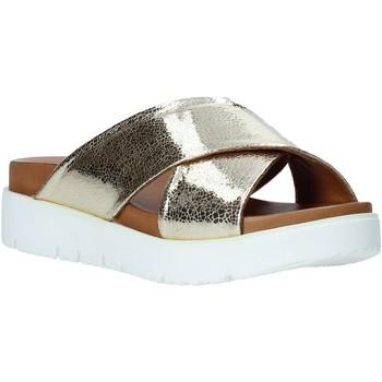 Παπούτσια Γυναίκα Τσόκαρα Bueno Shoes 9N3408 Χρυσός