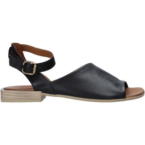 Παπούτσια Γυναίκα Σανδάλια / Πέδιλα Bueno Shoes Q5602 Μαύρος
