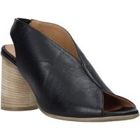 Παπούτσια Γυναίκα Σανδάλια / Πέδιλα Bueno Shoes Q6503 Μαύρος